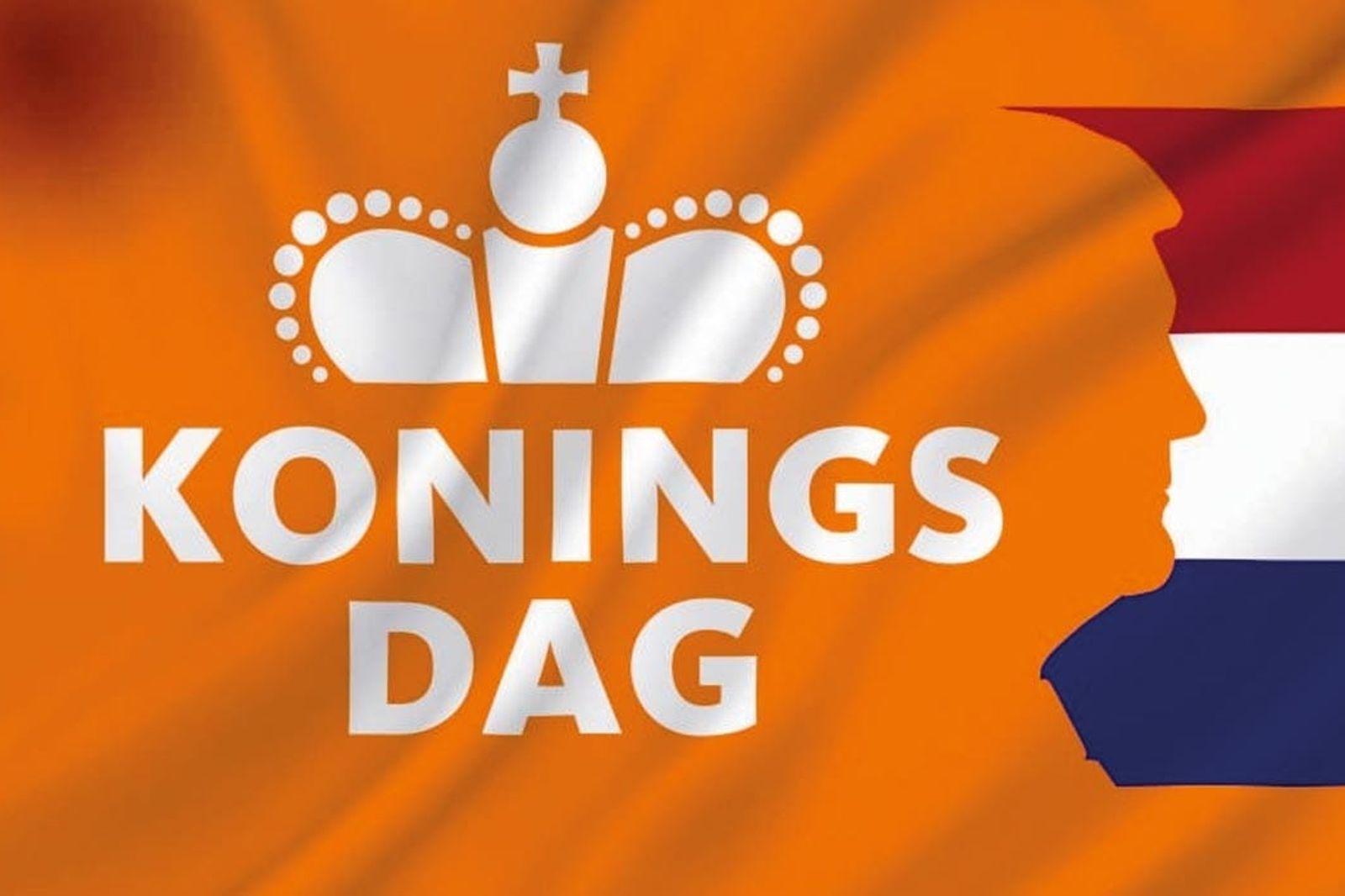 Koningsnacht en dag staan wij in het centrum van Groningen